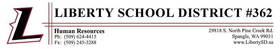 Liberty School District 362